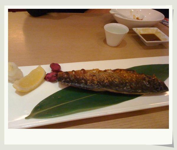 【隱竹】烤魚