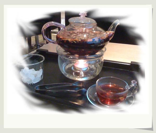 【下午茶】花茶