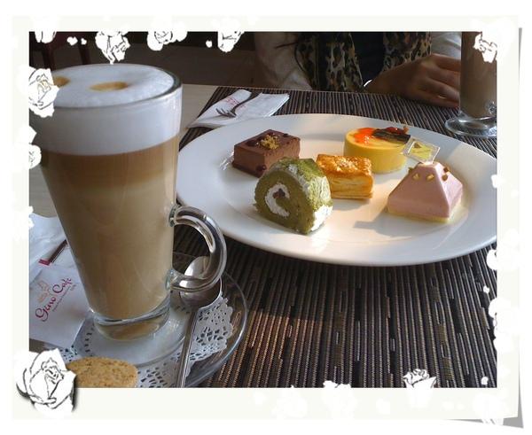 20091016與好友下午茶