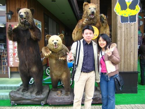 有熊出沒--我和peter