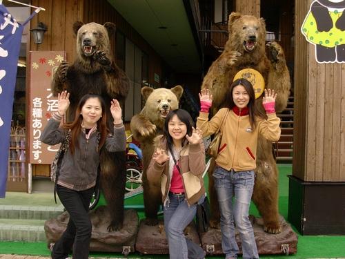 (吼~)有熊呀