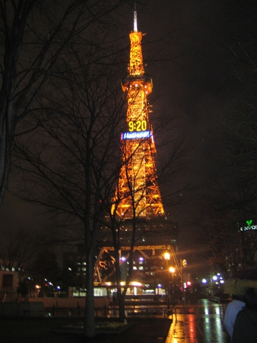 電視台鐵塔