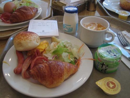 第四天的早餐