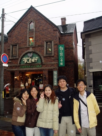 小樽街景合照