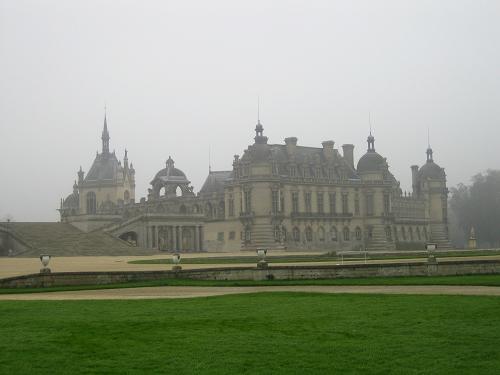 香蒂伊城堡