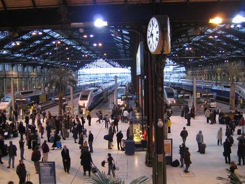 里昂火車站