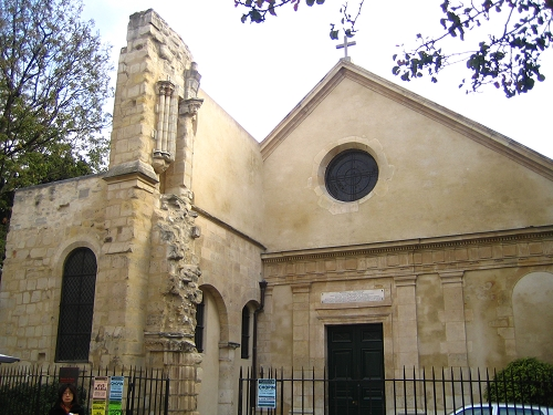 貧窮聖居禮安小教堂