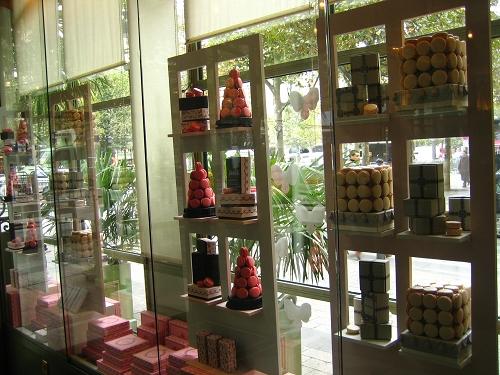 Laduree 老牌甜點店