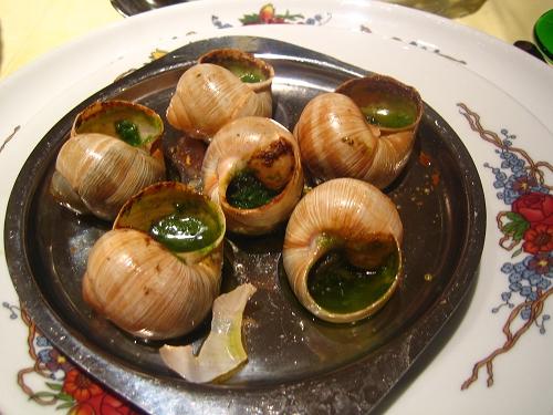 烤田螺也是好好吃