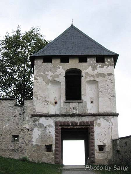 Hochosterwitz城堡