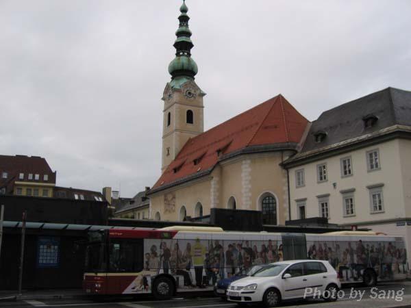 Klagenfurt之街道