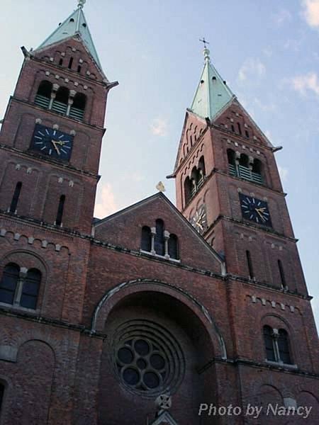 Maribor的Franciscan教堂