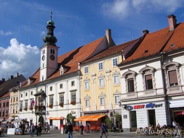 Maribor的市政廳
