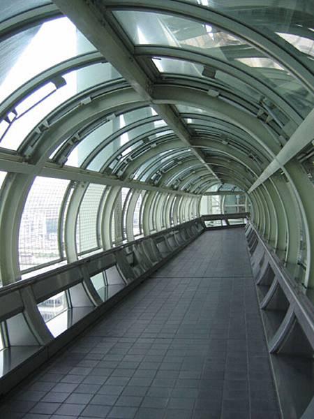 明石海峽大橋展望台景觀