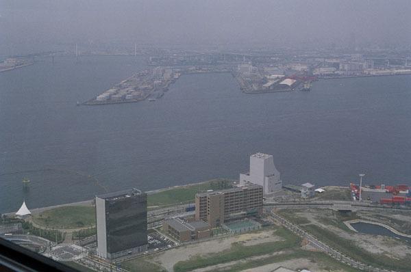 WTC宇宙大廈景觀