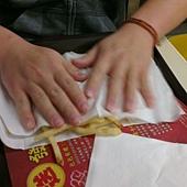 麥當勞--廷廷愛洗薯條