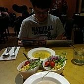 羅東--南瓜咖哩餐廳