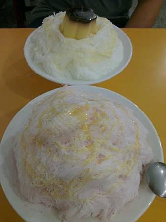宜蘭奇琳冰品-雪花冰