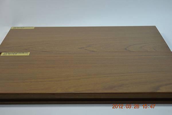 綠檀實木5寸X6分