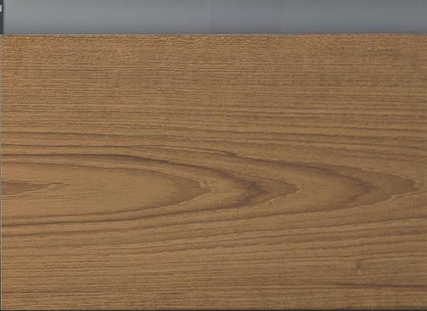 超耐磨細緻紋碳化系列地板瓦城柚木NF01