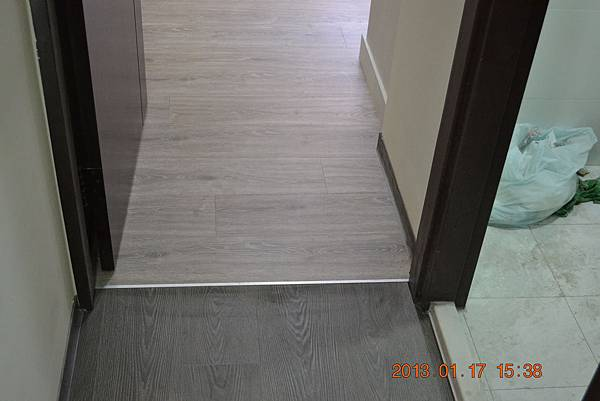 FSC碳化超耐磨地板介面