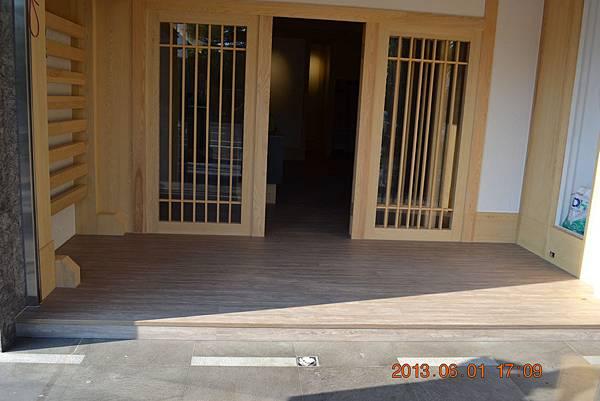 美耐板超耐磨地板 禪風古橡(1)