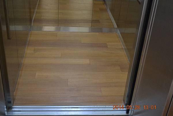 新原古-緬甸柚木實木地板4寸6分03