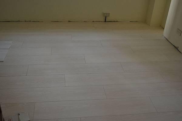 7.8寸超耐磨地板 碳化基材