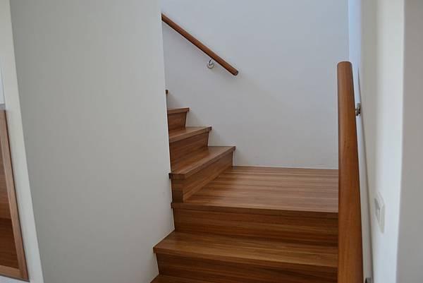 新原古-緬甸柚木 藝術拼板 樓梯踏板 (5)