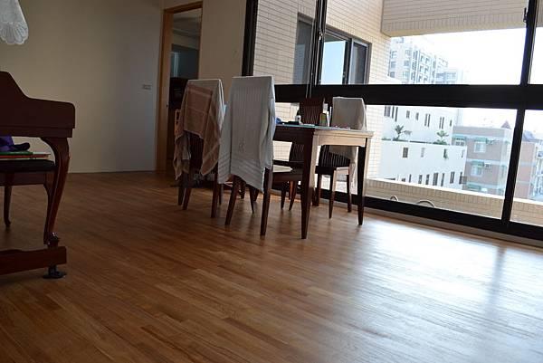 新原古-緬甸柚木平口地板 (8)