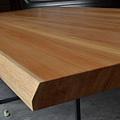香柏木桌板,(灰)黑鐵腳架 (6).JPG