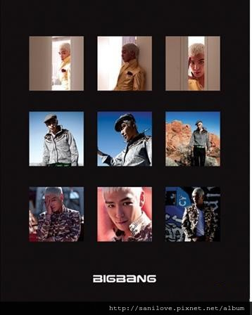 H. 2011 BIGBANG MV MAKING FILM - TOP