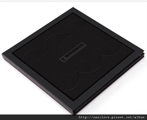 F. 2011 BIGBANG 官方桌曆