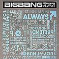 1ST Mini Album - ALWAYS