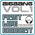 First Live Concert - The Real CD