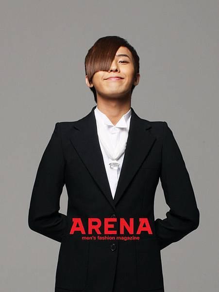 2008 ARENA mens fashion magazine 01