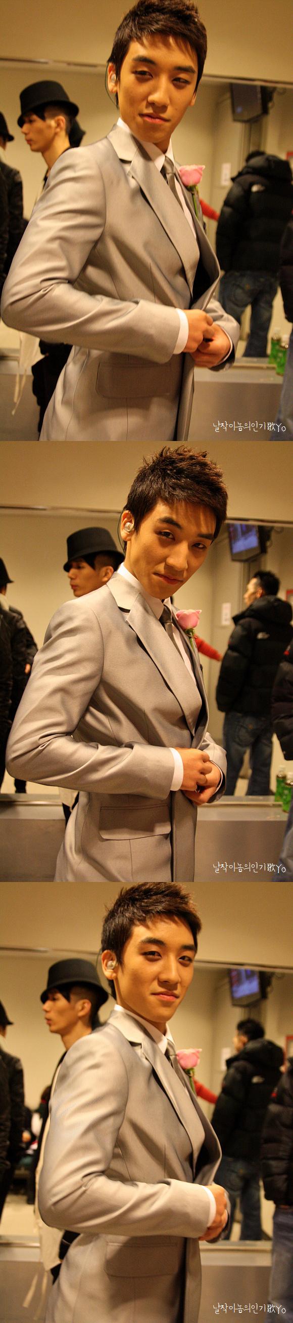SV 20090111 in SBS inkigayo 01