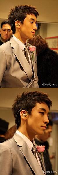 20090111 Seung Ri in SBS inkigayo 03