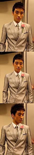 20090111 Seung Ri in SBS inkigayo 04