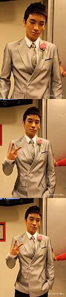 20090111 Seung Ri in SBS inkigayo 05