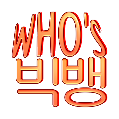 Who's Big Bang LOGO