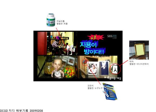 BIGBANG宿舍公開之志龍閨房揭秘 03.jpg