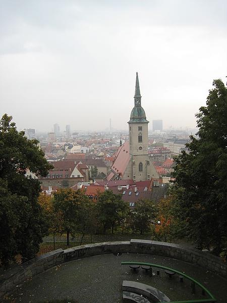 布拉地拉瓦市景