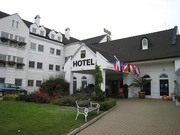 午餐的旅館
