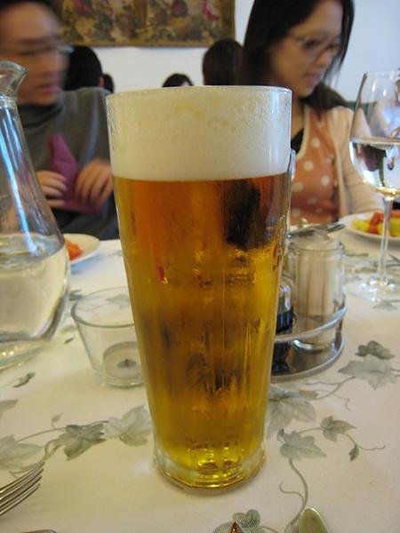 餐餐有啤酒