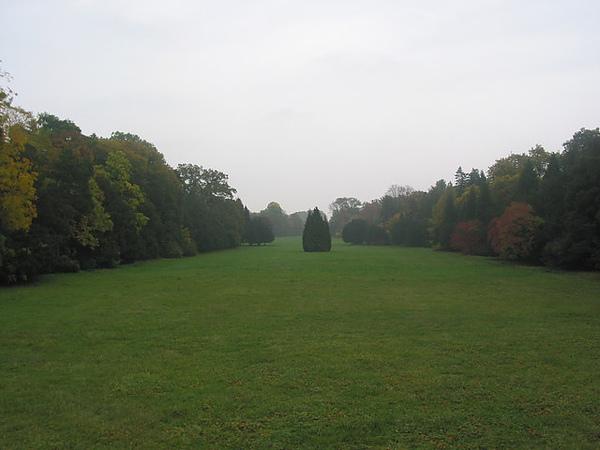 烈得尼契城堡花園