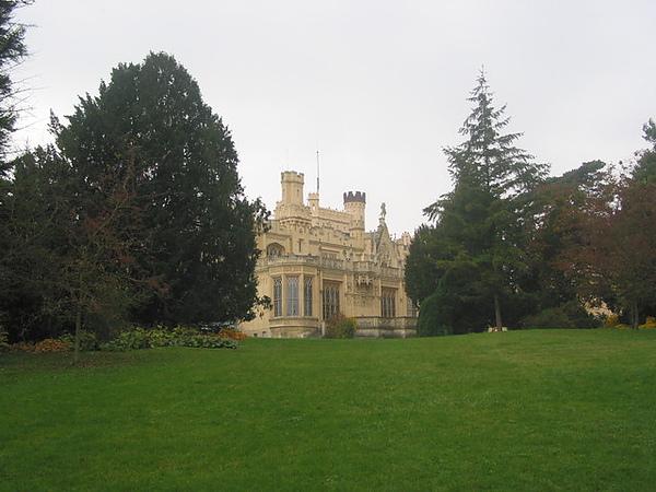烈得尼契城堡