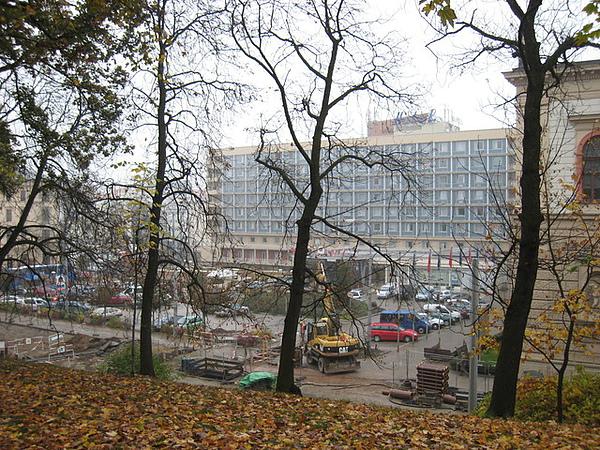 我們住的飯店 Brno International