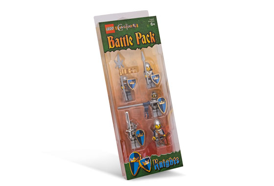 LEGO BATTLE PACK─皇冠軍