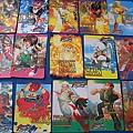 KOF 95 收集卡